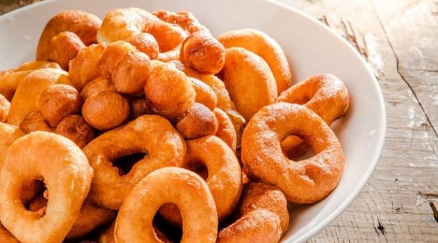 Arda'nın Ramazan Mutfağı Tatlı Pişi Tarifi 19.05.2020