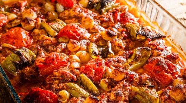 Arda'nın Ramazan Mutfağı Tavuklu Tepsi Kebabı Tarifi 20.05.2020