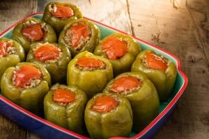 Arda'nın Ramazan Mutfağı Zeytinyağlı Biber Dolması Tarifi 01.05.2020