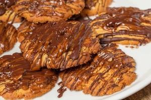 Arda'nın Mutfağı Fıstıklı Karamelli Bisküvi Tarifi 11.07.2020