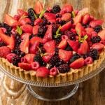 Arda'nın Mutfağı Keşküllü Kırmızı Meyveli Tart Tarifi 04.07.2020