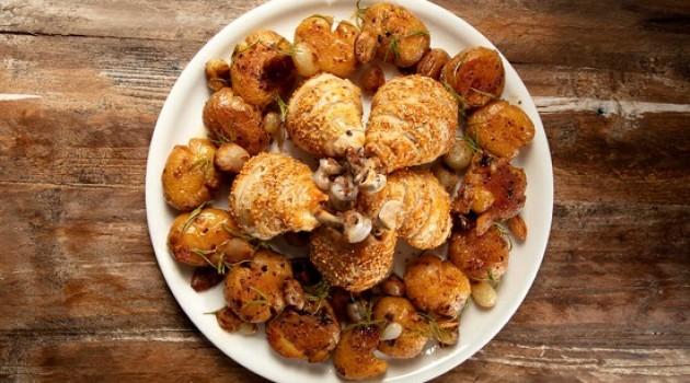 Arda'nın Mutfağı Arpacık Soğanlı Patates Tarifi 12.09.2020