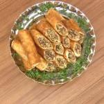 Öykü Gürman İle Günün Yemeği Bulgurlu Avcı Böreği Tarifi 26.10.2020