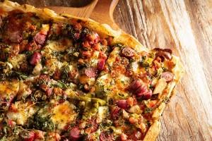 Arda'nın Mutfağı Pizza Börek Tarifi 03.10.2020