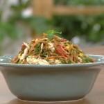 Öykü Gürman İle Günün Yemeği Tavuklu Tel Şehriye Salatası Tarifi 28.10.2020