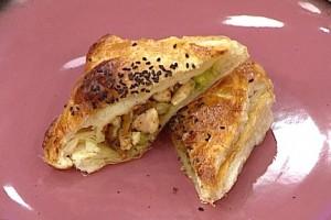 Gelinim Mutfakta Tavuklu Talaş Böreği Tarifi 12.11.2020
