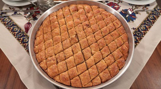 Nursel'in Mutfağı Mayalı Cevizli Baklava Tarifi 20.10.2015
