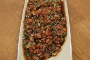 Arda'nın Mutfağı Acılı Ezme Tarifi 15.11.2015