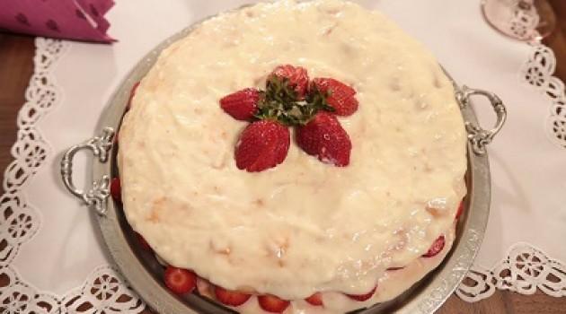 Nursel'in Mutfağı Amonyaklı Pasta Tarifi 27.05.2015