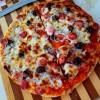 Bazlamadan Kolay Pizza Tarifi