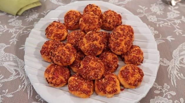 Nursel'in Mutfağı Biberli Ekmek Tarifi 20.11.2015