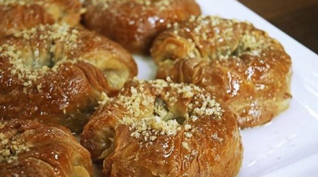 Arda'nın Ramazan Mutfağı Cevizli Gül Tatlısı Tarifi 10.07.2015