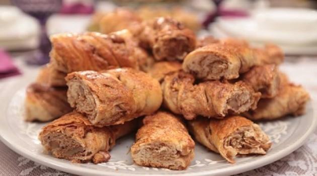 Nursel'in Mutfağı Cevizli Haşhaşlı Çörek Tarifi 02.10.2015