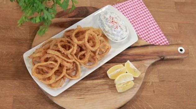 Arda'nın Mutfağı Çıtır Kalamar Tarifi 17.10.2015
