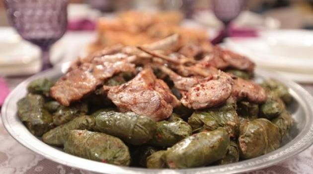 Nursel'in Mutfağı Etli Tokat Dolması Tarifi 02.10.2015