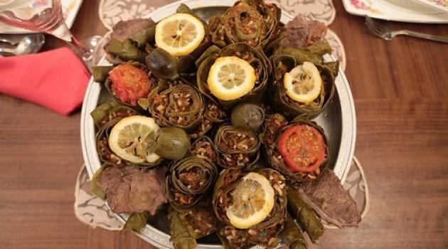 Nursel'in Mutfağı Enginar Dolması Tarifi 29.04.2015
