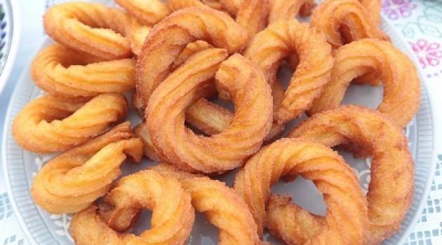 Nursel'in Mutfağı Halka Tatlısı Tarifi 21.09.2015