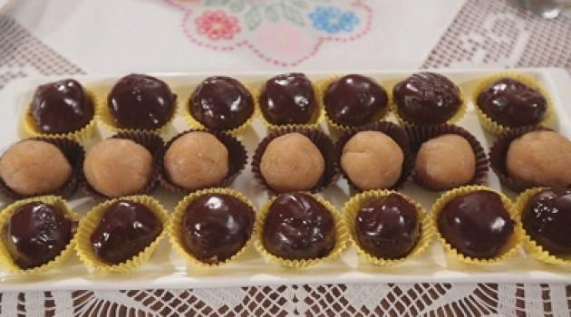 Nursel'in Mutfağı Çikolatalı Helva Topları Tarifi 26.10.2015