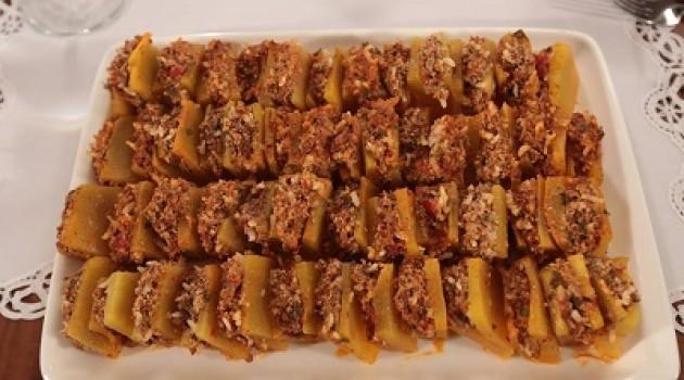 Nursel'in Mutfağı Kara Kabak Dolması Tarifi 15.10.2015