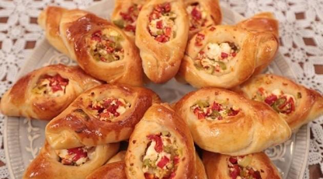 Nursel'in Mutfağı Karnıyarık Poğaça Tarifi 05.10.2015