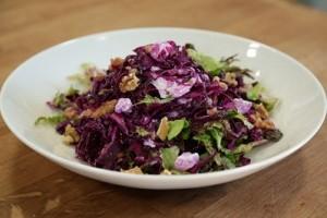 Arda'nın Mutfağı Kırmızı Lahana Salatası  Tarifi 01.11.2015