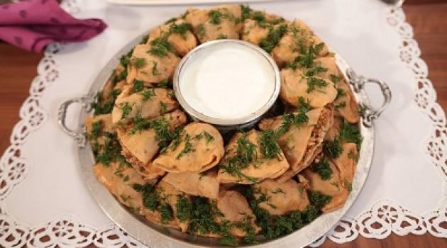 Nursel'in Mutfağı Kuru Kabak Dolması Tarifi 06.10.2015