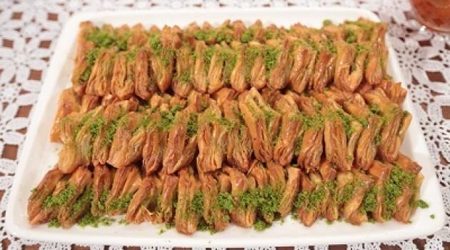 Nursel'in Mutfağı Bohça Baklava Tarifi 13.10.2015