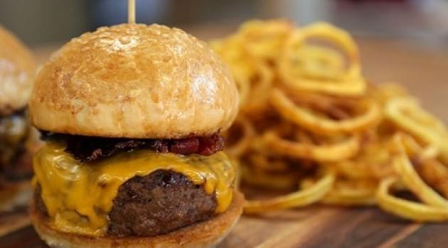 Arda'nın Mutfağı Pastırmalı Hamburger Tarifi 01.11.2015