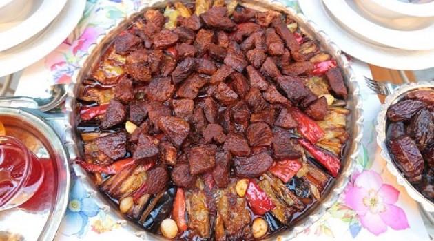 Nursel'in Mutfağı Patlıcan Kebabı Tarifi 30.06.2015