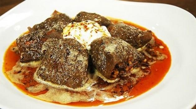 Arda'nın Ramazan Mutfağı Frikli Kuru Patlıcan Dolması Tarifi 26.06.2015