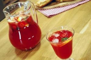 Arda'nın Mutfağı Pembe Limonata Tarifi 02.05.2015
