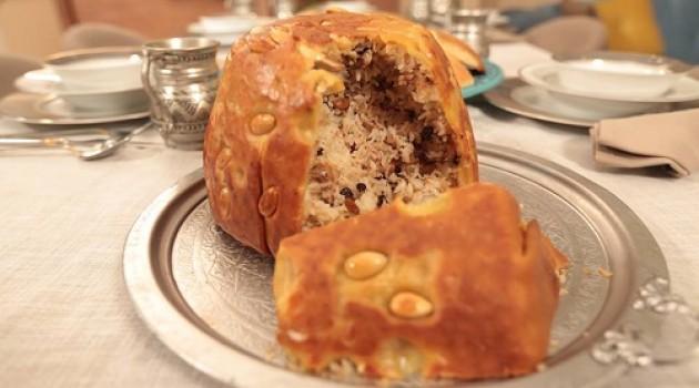 Nursel'in Mutfağı Perde Pilavı Tarifi 05.05.2015