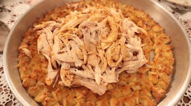 Nursel'in Mutfağı Pirinçli Tavuklu Mantı Tarifi 16.04.2015