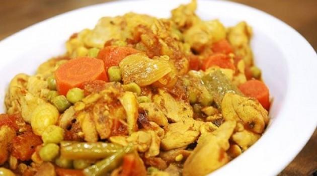 Arda'nın Ramazan Mutfağı Baharatlı Tavuk Güveç Tarifi 23.06.2015