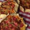 Ver Fırına Mini Yıldız Pizza Tarifi