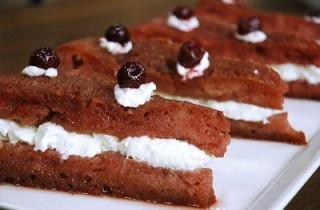 Arda'nın Ramazan Mutfağı Vişneli Ekmek Kadayıfı Tarifi 12.07.2015