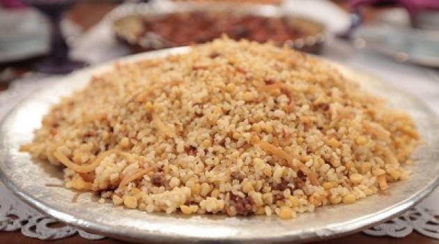 Nursel'in Mutfağı Yarmacalı Pilav Tarifi 09.12.2015