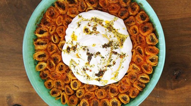 Arda'nın Ramazan Mutfağı Yufka Mantısı Tarifi 30.06.2015