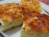Sodalı Peynirli Börek Tarifi