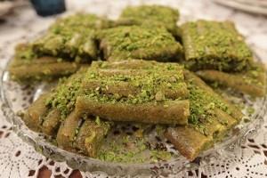 Nursel'in Mutfağı Yeşilim Tatlısı Tarifi 27.01.2016