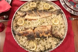 Nursel'in Mutfağı Pirinçli Balık Tarifi 14.03.2016