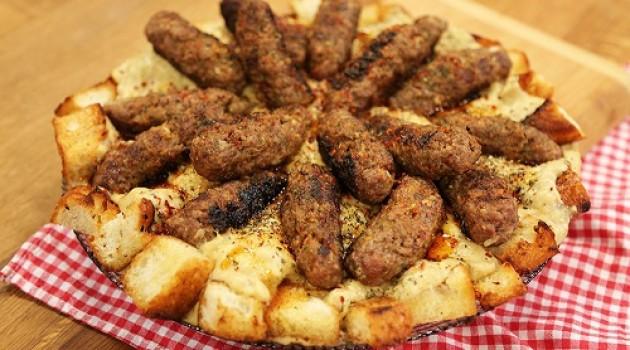 Arda'nın Ramazan Mutfağı Pideli Beğendili Köfte Tarifi 11.06.2016