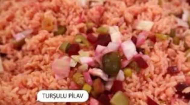 Nursel'in Evi Turşulu Pilav Tarifi 20.09.2016