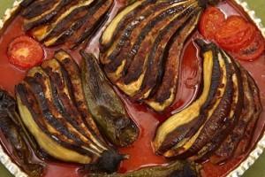 Nursel'in Evi Patlıcanlı Yelpaze Kebabı Tarifi 21.02.2017