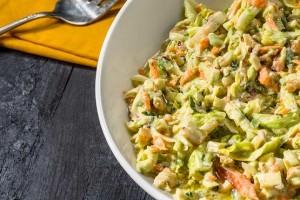 Arda'nın Mutfağı Ballı Hardallı ve Avakado Soslu Yeşil Salata Tarifi 06.04.2019