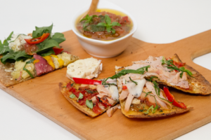 Hazer Amani İle Mutfakta Buluşalım Lavaş Pizza Tarifi 16.10.2020