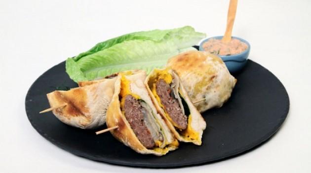 Hazer Amani İle Mutfakta Buluşalım İçli Burger Tarifi 16.10.2020