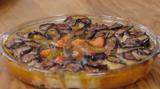 Arda'nın Mutfağı Patlıcanlı Çiçek Kebap, Tarifi 31.10.2020