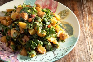 Arda'nın Mutfağı Semizotlu Patates Salatası Tarifi 03.10.2020