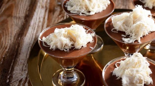 Arda'nın Mutfağı Pişmaniyeli Çikolatalı Mus Tarifi 14.11.2020